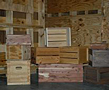 Wooden Crating Services - Shipping & Storage, Custom & Production